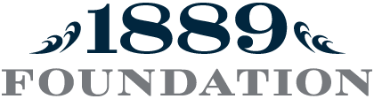1889 Foundation Retina Logo