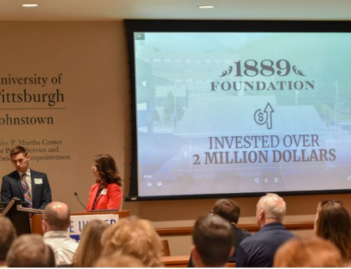 1889 Foundation increases the impact of United Way's funded programs